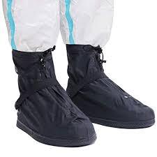 LARRY-X Reusable Waterproof <b>Silicone Shoe Covers</b> Rain Boot ...