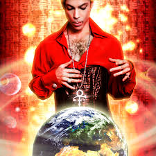 Prince - Planet Earth (colour) | www.gt-a.ru