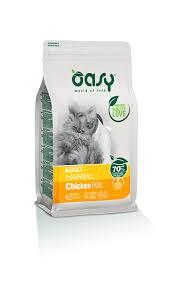 <b>Cat</b> products line Adult Hairball - <b>Dry</b> food <b>Oasy</b>