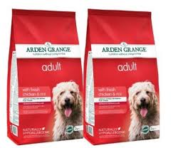 <b>Arden Grange</b> Adult <b>Chicken and</b> Rice Dog Food | Swell Pets
