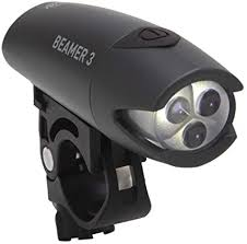 Planet Bike Beamer <b>3 LED Bicycle</b> Light with Quick Cam Bracket ...