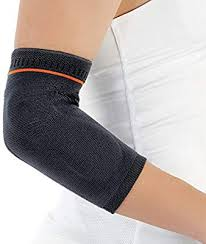 Luxor Elbow Support with <b>Silicone</b> Pad – <b>5 Sizes</b> Available S M L XL ...