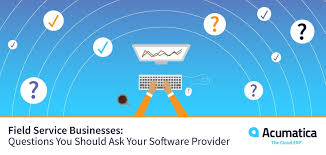 Field Service Businesses: Questions You Should Ask Your Software ...