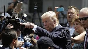 Bildergebnis für trump und die medien
