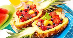 <b>7</b> рецептов <b>салатов</b> с ананасами | Passion.ru