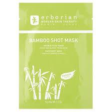 Erborian Бамбук <b>Увлажняющая тканевая маска</b> в одноразовой ...
