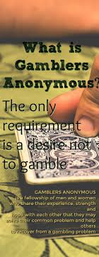 top ideas about gamblers anonymous gambling addiction
