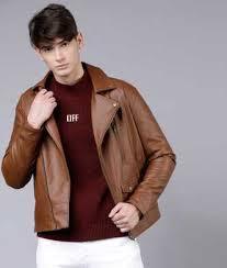 Buy <b>Leather</b> Jackets For <b>Men</b> & Women Online on Flipkart At Best ...