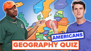 <b>Americans</b> Try To Label A Map of <b>Europe</b> - YouTube