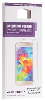 <b>Red</b> Line <b>защитное стекло</b> для Samsung Galaxy J1 mini (2016 ...