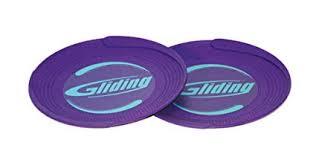 Gliding Discs Individual Kit Carpet, 1 Pair : Exercise ... - Amazon.com