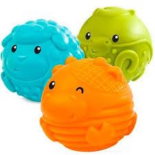 """Купить <b>B kids</b> 905177 <b>Игровые фигурки</b>-шарики """"Sensory"""" - цена в ..."""