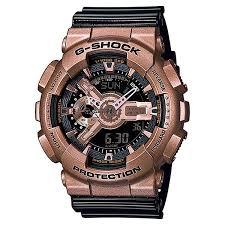 Купить <b>часы Casio</b> G-Shock <b>Ga</b>-<b>110gd</b>-<b>9b2</b> Bronze/Black в ...
