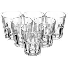 """<b>Набор стаканов для</b> воды 228-049 """"Индиго"""" из 6 шт 275 мл, 10 см"""