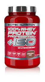 <b>100</b>% <b>Whey Protein</b>* Professional +ISO - The official website of ...