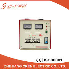 China <b>High Quality</b> AVR-3000va Wholesale <b>220V Automatic</b> Voltage ...