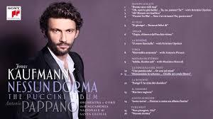 <b>Jonas Kaufmann</b>: <b>Nessun</b> Dorma – The Puccini Album // Album ...