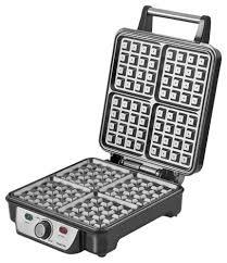 Купить <b>Вафельница CENTEK CT-1453</b> черный/серебристый по ...