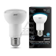 <b>Светодиодные лампы</b> и лампочки <b>GAUSS</b> купить по доступной ...