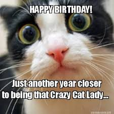 Meme Maker - HAPPY BIRTHDAY! Just another year closer to being ... via Relatably.com