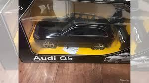 <b>Радиоуправляемая машина Rastar Audi</b> Q5 1:14 купить в ...