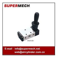 China 4h Series <b>Airtac Type Pneumatic</b> Hand Lever Valve - China ...