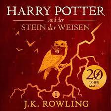 1 - Harry Potter und der Stein der Weisen