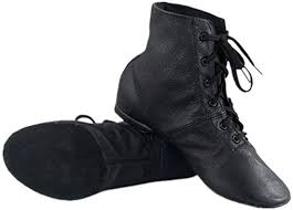 Cheapdancing <b>Men's</b> Practice Dancing <b>Shoes Soft</b> Leather <b>Flat</b> Jazz ...