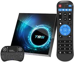 Android 10.0 TV Box, T95 TV Box 4GB / 32GB ... - Amazon.com