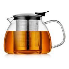 <b>Чайник заварочный</b> Walmer Floral, <b>0.8</b> л, цвет прозрачный ...
