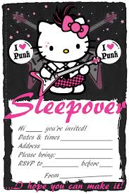 blank sleepover party invitations images pictures moyuk hello kitty coloring pages invitations for sleepover party invitations for sleepover party printable sleepover