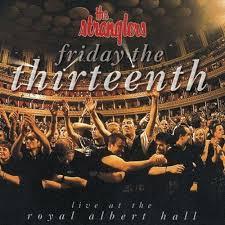 The <b>Stranglers</b> - <b>Friday The</b> Thirteenth: Live At The Royal Albert Hall ...