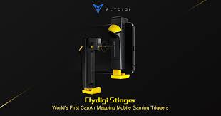 Flydigi Stinger, First CapAir Mapping <b>Game Trigger</b> | Indiegogo