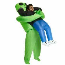 <b>Inflatable Costume Alien</b> Unisex <b>Costumes</b> for sale | eBay