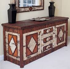 birch bark and hickory furniture and accessories bark furniture