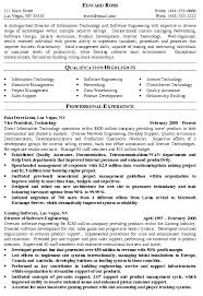 exex  gifdirecto of it resume page
