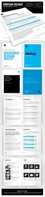 best ideas about project proposal business business proposal template w resume invoice 60 pages