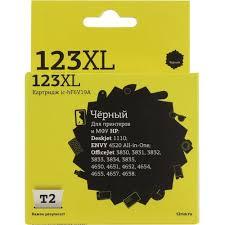 Совместимый <b>картридж T2 ic</b>-hF6V19A Черный (Black) — купить ...