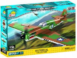 <b>Американский истребитель Curtiss</b> P-40E Warhawk. COBI-5706.