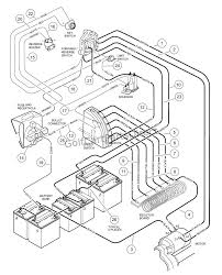 volt golf cart wiring diagram image wiring ez go golf cart lights wiring ez image wiring diagram on 48 volt golf