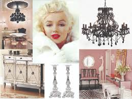 vintage decor clic: old hollywood glamour decor the less with clic