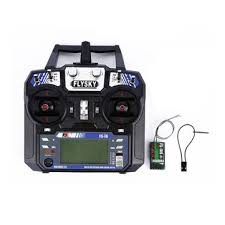<b>Flysky fs-i6</b> 2.4g 6ch afhds rc radio transmitter with fs-ia6 receiver for ...