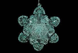 """<b>Украшение</b> елочное """"<b>Снежинка</b>"""", цвет: прозрачно-голубой ..."""