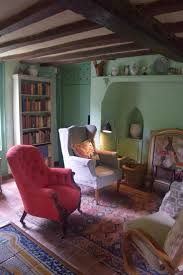 fascinating craftsman living room chairs furniture: monks house the country abode which virginia woolf shared with her husband leonard is a