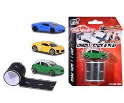 PlayTape + <b>1 car</b>, <b>3</b>-asst. - Street Cars - Street / Premium / Deluxe ...