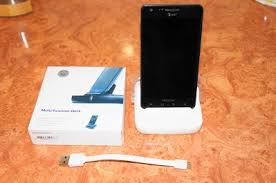 <b>Док станция Samsung</b> Galaxy S2,S3,Note 1,2 - MobileZone