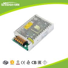China Slim Mini-Size 120W Switch Mode AC/DC <b>SMPS</b> 5V <b>12V 24V</b> ...