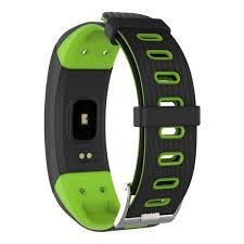 Спортивный <b>браслет Qumann QSB</b> X Green+Black — купить в ...