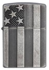 "<b>Зажигалка Zippo</b> 28974 ""American Flag"" (South Korea Version ..."