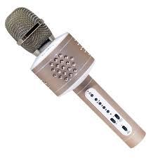 Микрофон беспроводной <b>TESLER KM</b>-<b>50G караоке</b> микрофон ...